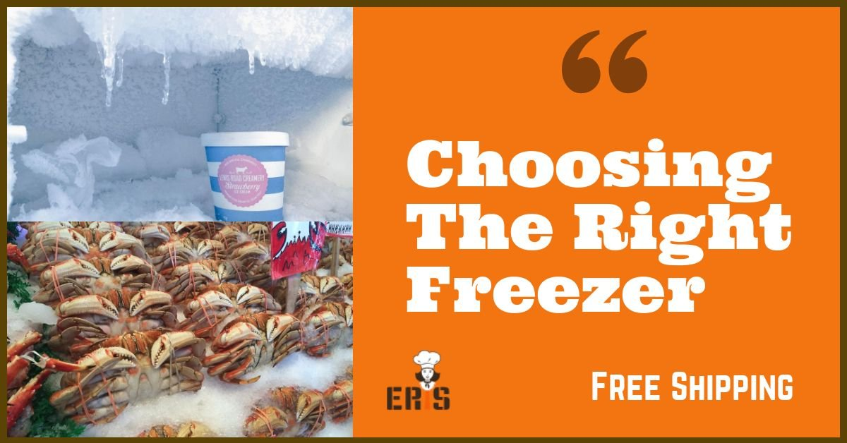 Choosing The Right Restaurant Freezer