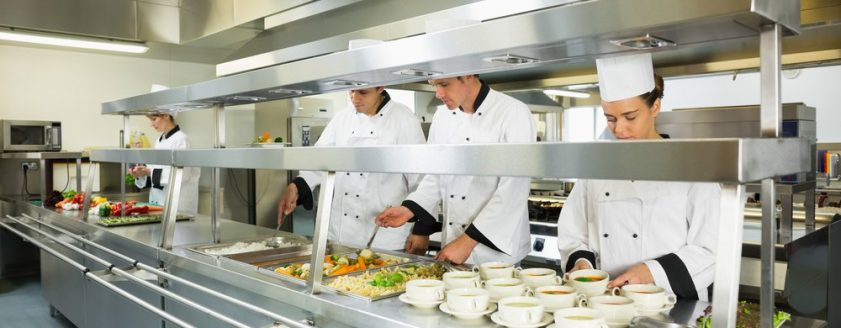 What Are The Items Required For A Commercial Kitchen?